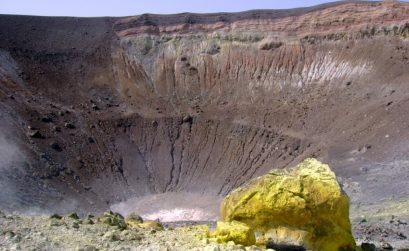 Der »Große Krater« von Vulcano