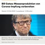 Bill Gates, der Viren-Töter