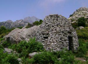 Schäferhütten (Caprile) bei Le Mure